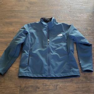 Dark blue TNF jacket